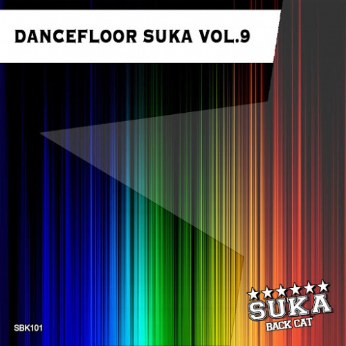 Dancefloor Suka, Vol. 9