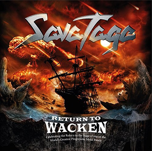 Savatage - Return To Wacken
