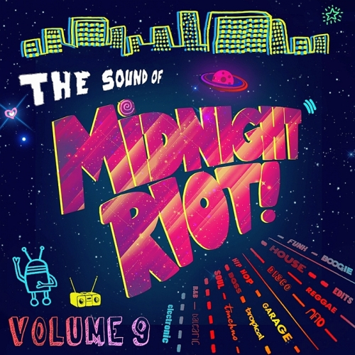 Midnight Riot Volume 9