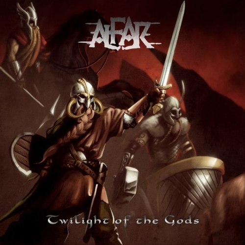 Alfar - Twilight Of The Gods ������ ������� �������