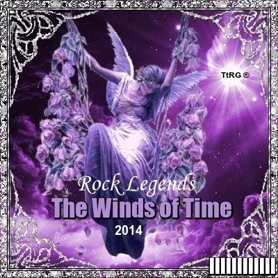 The Winds of Time (Rock Legends) - 3CD