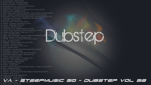 SteepMusic 50 - Dubstep Vol 38
