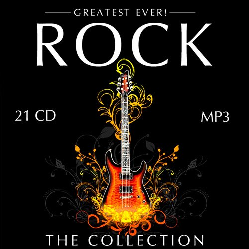 Greatest Ever! Rock: The Collection (21 CD)