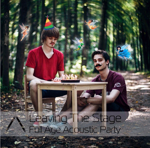 Leaving The Stage - Full Age Acoustic Party (EP) Альбом скачать торрент