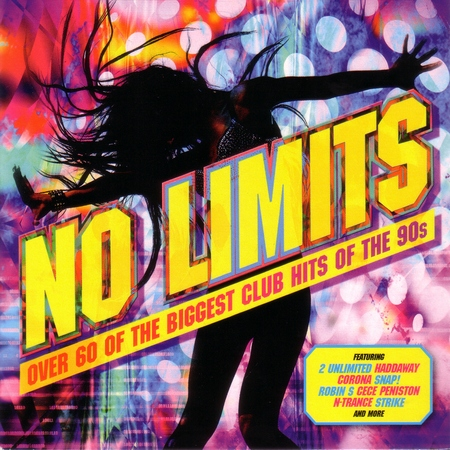 Universal Music - No Limits [Box Set]
