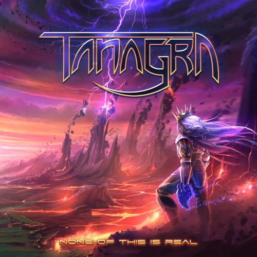 Tanagra - None Of This Is Real Альбом скачать торрент