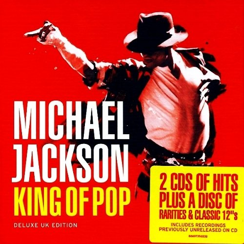 Michael Jackson - King of Pop [2CD Deluxe UK Edition] ������� ������� �������