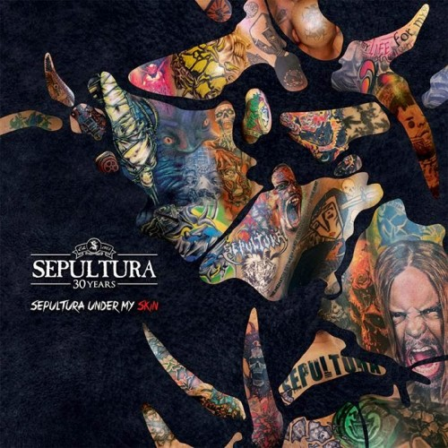 Sepultura - Sepultura Under My Skin (Single)