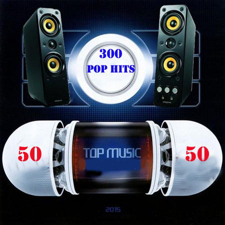 Top 300 Pop Hits 50x50