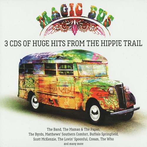 Magic Bus (3 CDs Of Hits From The Hippie Trail)