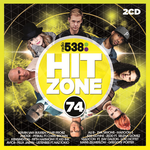 Radio 538: Hitzone 74 [2CD]