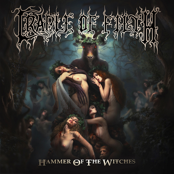 Cradle Of Filth - Hammer Of The Witches [Digipak Edition] Альбом скачать торрент