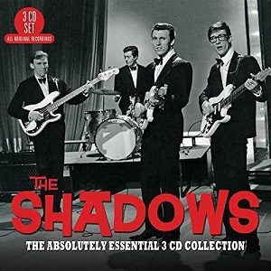 The Shadows - The Absolutely Essential 3 CD Collection Сборник скачать торрент