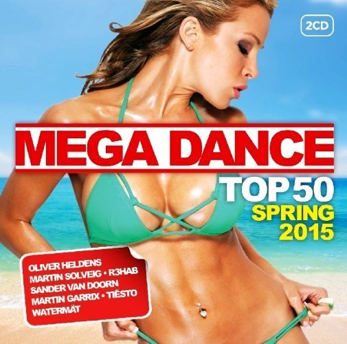 Mega Dance Top 50 Spring