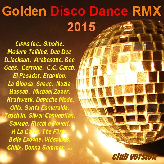 Golden Disco Dance RMX