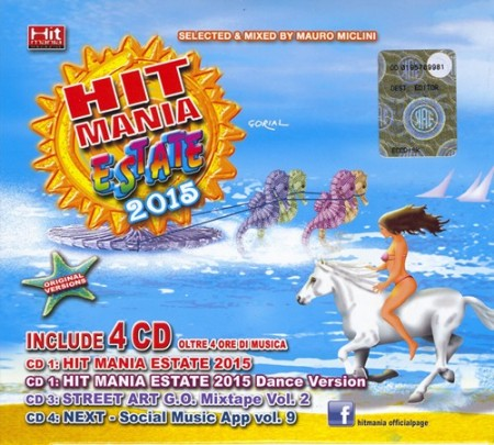 House Clubhits Summer Edition 2015 [4CD]