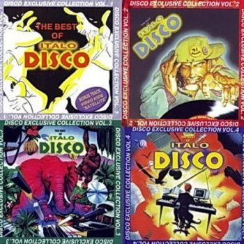 Disco Exclusive Collection - Vol.1-4