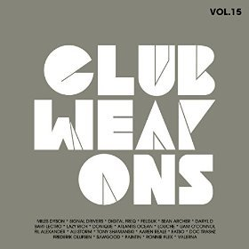 Club Weapons Vol.15 Electro House